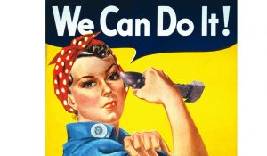 Rosie the Riveter Approves! (photoshop courtesy of Raiden at unchasteray.com)